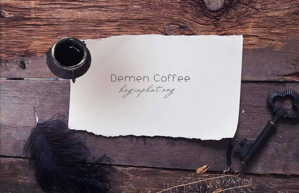 lien he demen cafe